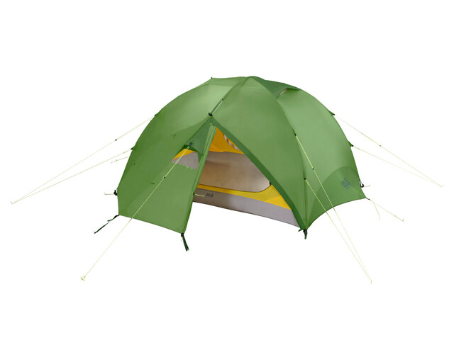 Jack Wolfskin Yellowstone III Vent Tent cactus green